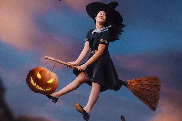 后期讲述童话故事 女巫的日常生活