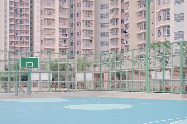 莫兰迪色系的城市影调 寻找静谧的城市空间