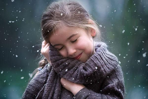 清新美好的童年记忆 记录儿童的唯美瞬间