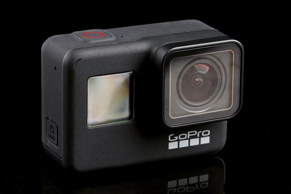 超级防抖智能分享 GoPro Hero7 Black开箱