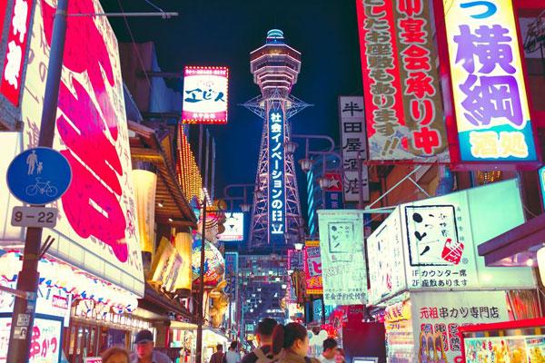 没有哪里像东京一样 捕捉迷醉的霓虹之夜