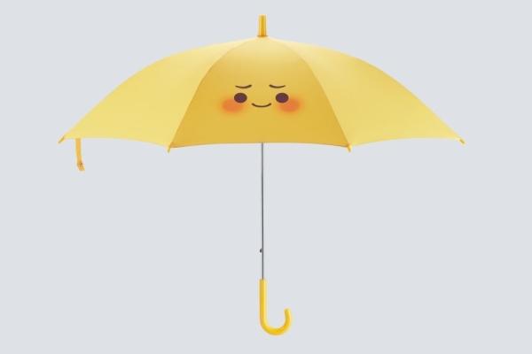 微信官方雨伞发布:能抵挡5级风雨