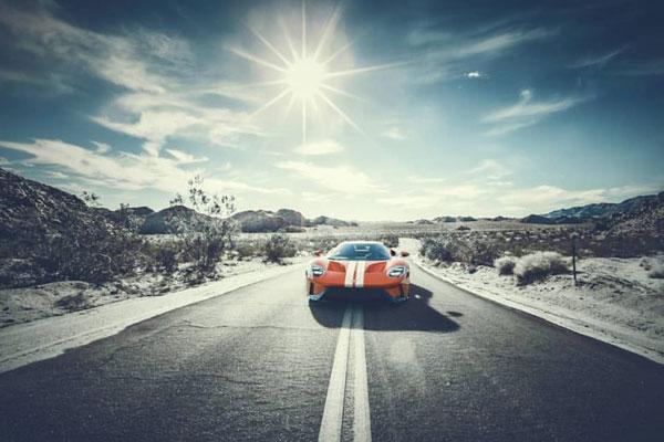 静态之中感受激情与澎湃 极具创意的汽车摄影