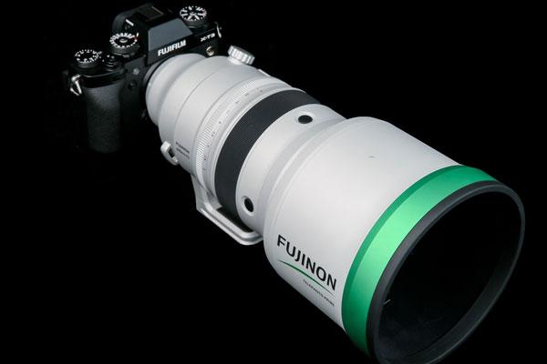 X卡口首支超大光圈长定焦 富士200mm f/2开箱