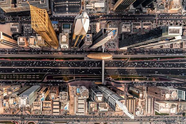 航拍视角下的大千世界 Dronestagram第五届航拍摄影比赛