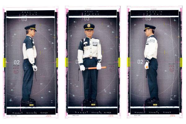 细微之处彰显敬业 细数30种日本职业不同服装