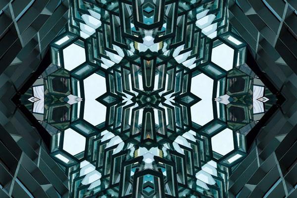 仿佛穿越时空的迷人视觉 后期打造超现实空间