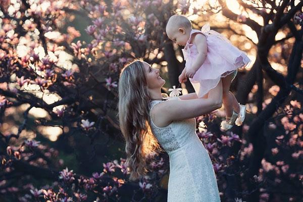 见证亲情与爱的幸福 温暖人心的家庭亲子照
