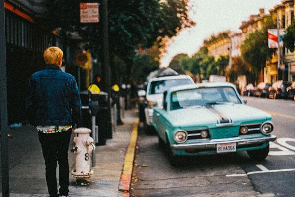 寻找旧金山的怀旧光影 品味胶片中的美式街巷