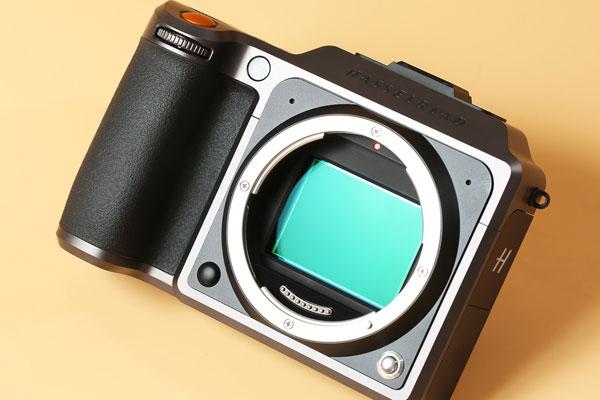 延续艺术品般质感 哈苏X1D II 50C外观品鉴