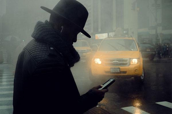 纪实与电影的重叠 电影感十足的纽约街头