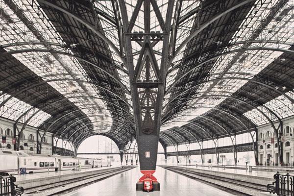 恢弘庞大的古典空间 致敬经典的建筑摄影