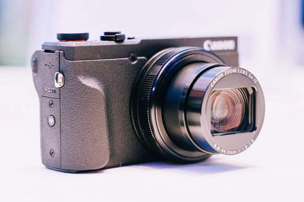 紧凑轻薄 佳能PowerShot G5 X Mark II外观实拍