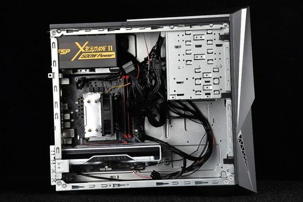 奇幻立体视觉 雷霆世纪觉醒X7S游戏台式机图赏