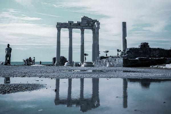不要被器材限制你的拍摄 手机行摄土耳其
