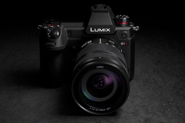 首款6K视频拍摄微单 松下LUMIX S1H高清图赏