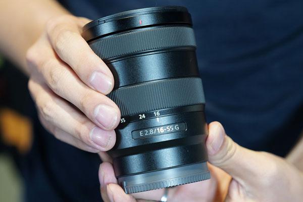 全新索尼APS-C标变 索尼E16-55mm F2.8 G现场图赏