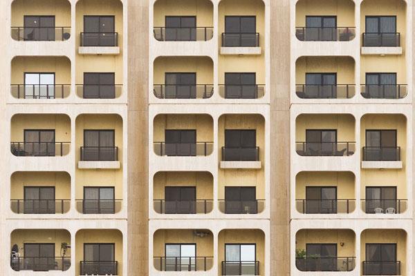 诠释空间中的奥秘 发现城市中的极简世界