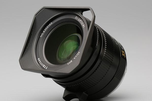 集M口35mm设计精华 铭匠光学M35mm f/1.4开箱图赏