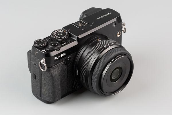轻量级中画幅镜头 富士GF50mmF3.5 R LM WR 开箱图赏