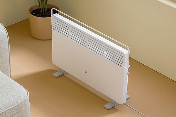 米家电暖器温控版上手体验