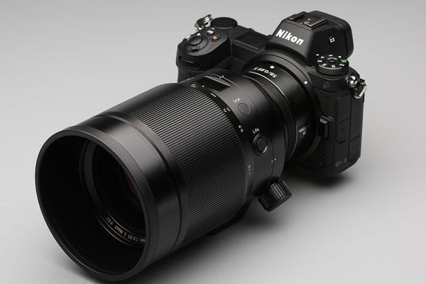夜神驾到 尼克尔Z 58mm f/0.95 S Noct开箱