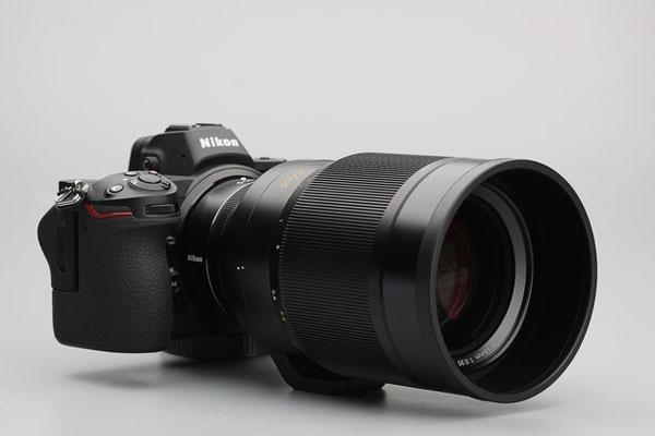 暗夜之眼 尼克尔Z 58mm f/0.95 S Noct评测