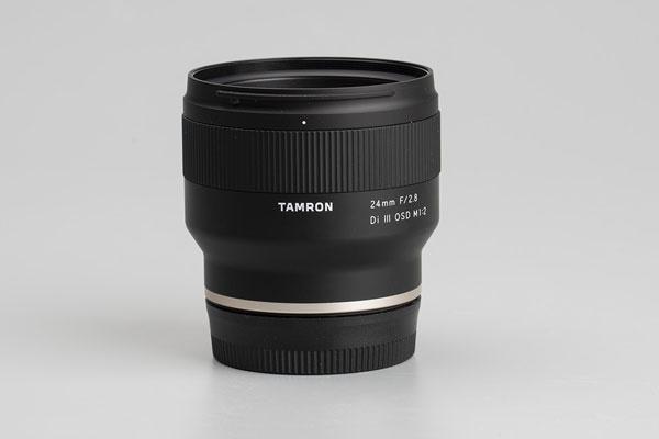 E口全幅广角微距镜头 腾龙24mm f/2.8镜头开箱图赏