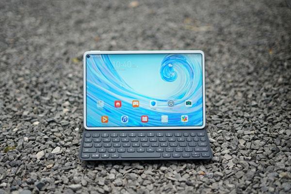 平板上的打孔全面屏 华为MatePad Pro平板图赏