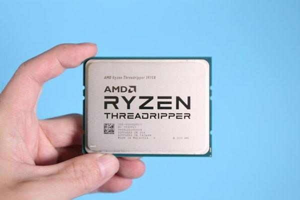 售价15299元 AMD锐龙ThreadRipper 3970X图赏