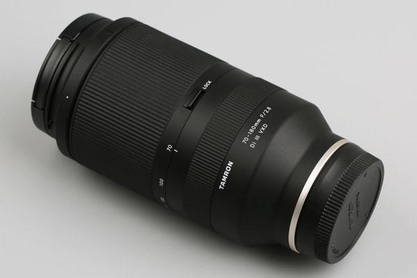 恒定长变焦 腾龙70-180mm F/2.8 Di III VXD开箱