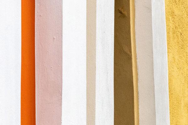 色彩与质感 生活中的抽象美