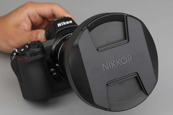更小巧素质更高 尼克尔Z14-24mm F2.8外观图赏
