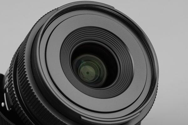 紧凑体积和高光学素质的融合 适马24mm f/3.5开箱图赏