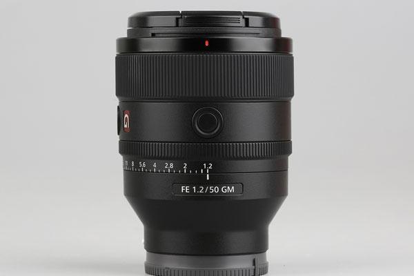 G大师镜头的设计延续 索尼SEL50F12GM外观图赏