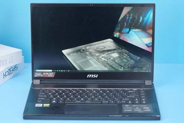 微星绝影2 GS66图赏:RTX 3080显卡加持