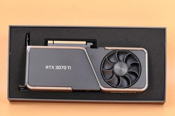 NVIDIA RTX 3070 Ti图赏:熟悉的外观 更亲民的价格