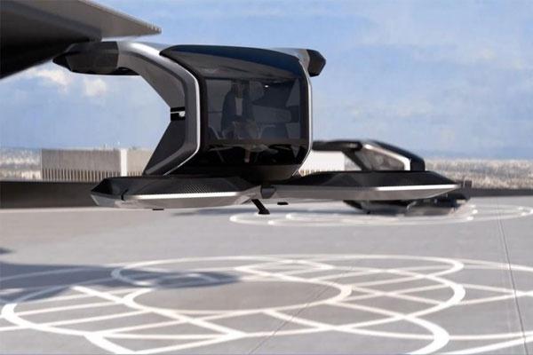 现代、通用正研发飞行车,有望最早2025年推出空中出租车服务