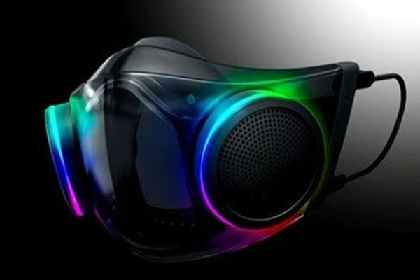 雷蛇RGB口罩在第四季度上市,具备N95级别防护