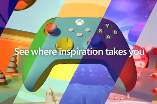 微软Xbox Series X/S手柄已重新开放自定义外观,还可以刻字