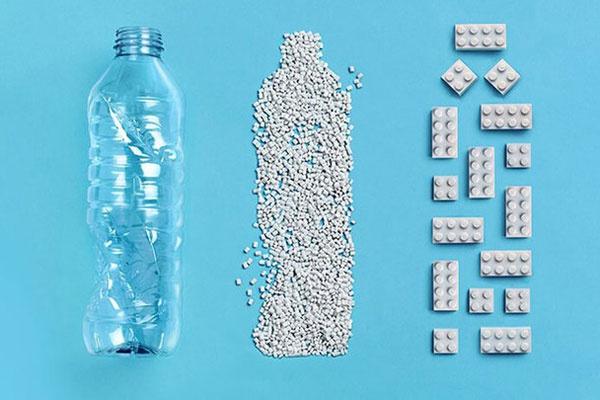 塑料瓶也能变成积木?乐高又向环保迈出了一大步