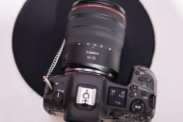 【2021上海P&I】佳能小三元超广RF14-35mm上手实拍