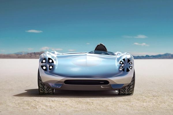 能上牌吗? 全球首款定制3D打印汽车正在开发