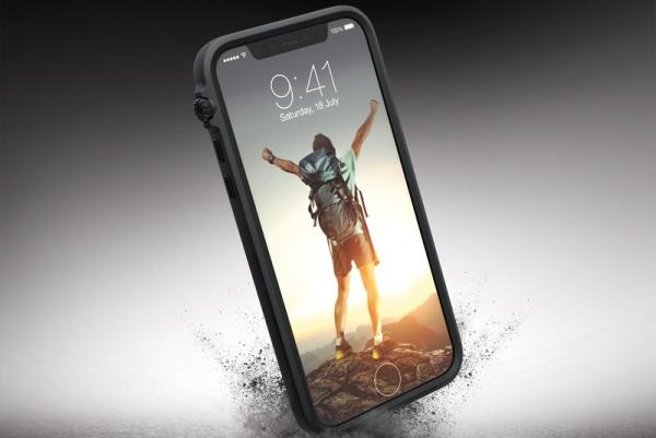 iPhone X极限保护壳:3米防摔10米潜水