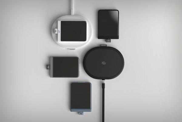 黑莓新款概念手机 竟然是一张企业胸卡