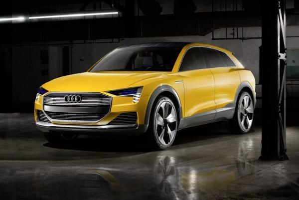 奥迪现代合体 氢燃料汽车要推翻电动车统治?