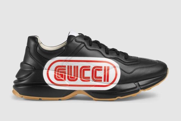 GUCCI推出主机风格运动鞋 近6000元一双