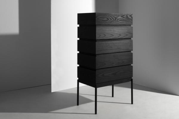 可随意组合的极简主义风格家具