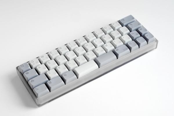 超紧凑迷你机械键盘 可定制的便携式机械键盘