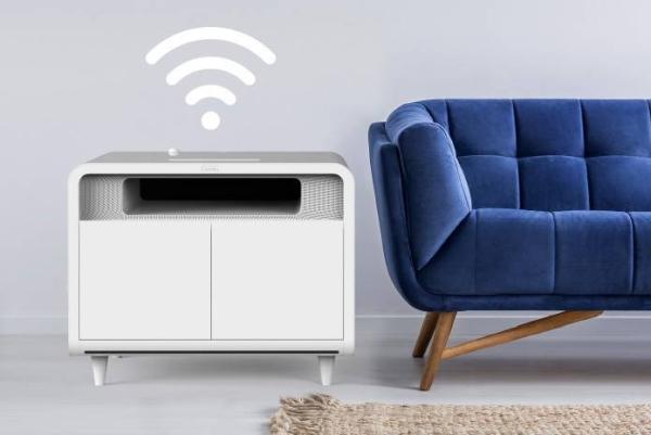 智能床头柜 让你家一半的家用电器都下岗了